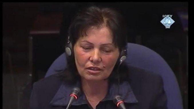 Lizane Malaj svedočila pred Haškim tribunalom o ubistvu članova svoje porodice 1