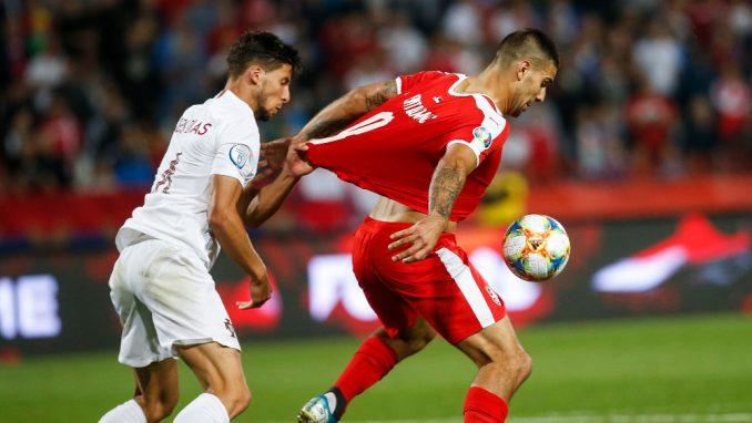 Kolike su šanse reprezentacija Srbije da se plasira na SP 2022? 1
