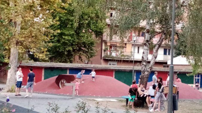 Novi koncept urbanog življenja u Šapcu: Igralište između solitera 4