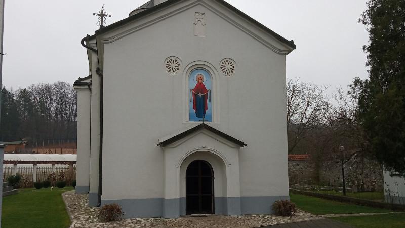 Manastir Čokešina: Na izlet kad mu vreme nije 1