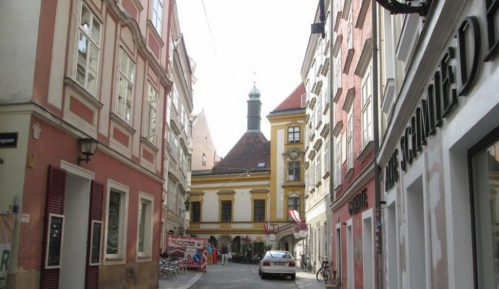 Beč: Ulica lepog fenjera i ružne zveri 12