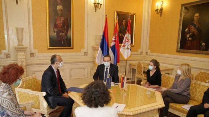 Dačić: Skupština uskoro o Izveštaju Evropske komisije o napretku Srbije 2