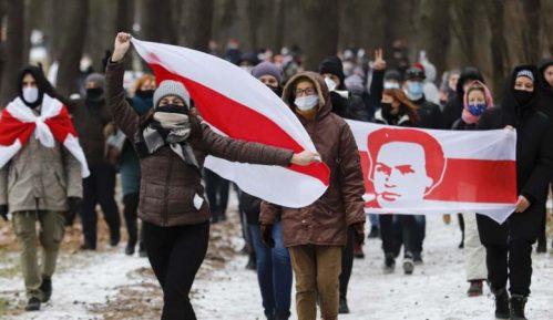 Hiljade Belorusa ponovo demonstrirale protiv Lukašenka, oko 100 uhapšenih 21