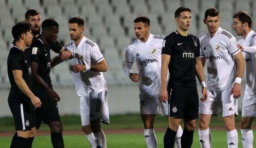 Štulić za pobedu Partizana protiv Čukaričkog 1