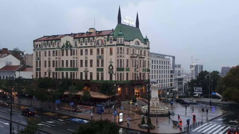 Centar Beograda bez električne struje i Interneta 1