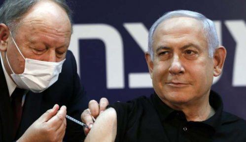 Netanjahu primio vakcinu protiv korona virusa 14