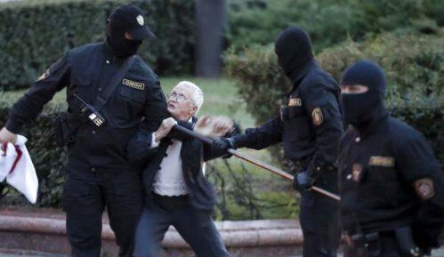 Hiljade Belorusa ponovo demonstrirale protiv Lukašenka, oko 170 uhapšenih 14