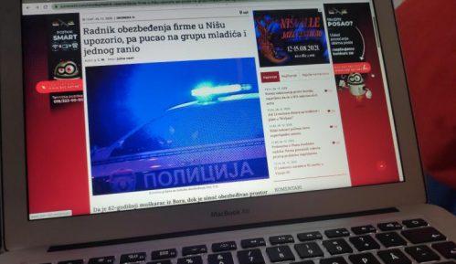 """""""Treba vas obesiti uz javni prenos"""" poručeno novinarima """"Južnih vesti"""", pretnje ispituje Tužilaštvo 2"""