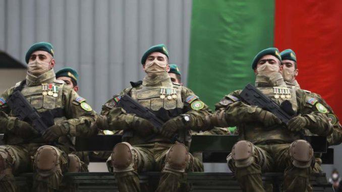 Predsednik Azerbejdžana zapretio potpunim uništenjem jermenskih snaga 4