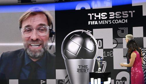 Klopu ponovo nagrada Fifa za najboljeg trenera: Šokiran sam 15