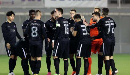 Asano i Marković za pobedu Partizana protiv Voždovca 11