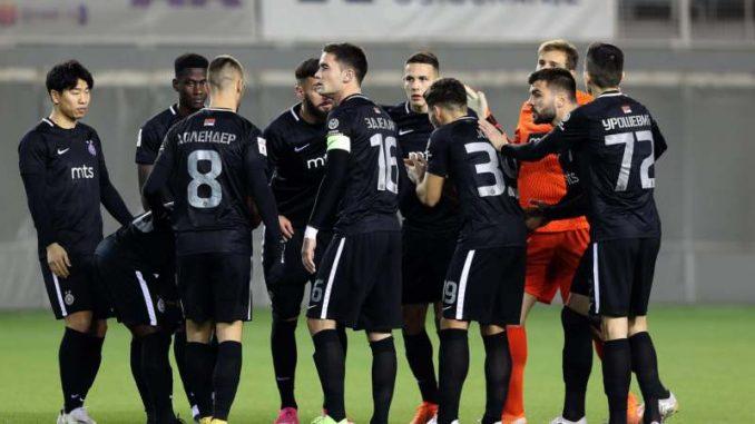 Asano i Marković za pobedu Partizana protiv Voždovca 4