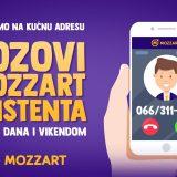 Pozovi Mozzart asistenta – uplati avans sa kućnog praga! 3