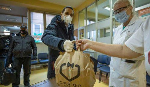 CarGo Batler nastavio akciju besplatnih obroka za naše medicinare 8