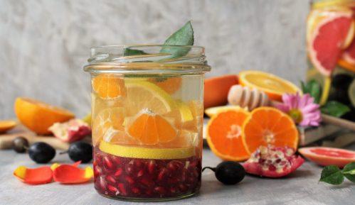 Recept nedelje: Aromatizovana voda ili osvežavajući napitak 8
