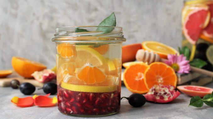 Recept nedelje: Aromatizovana voda ili osvežavajući napitak 6