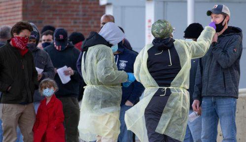U SAD više od 3.100 umrlih od korona virusa u jednom danu 22