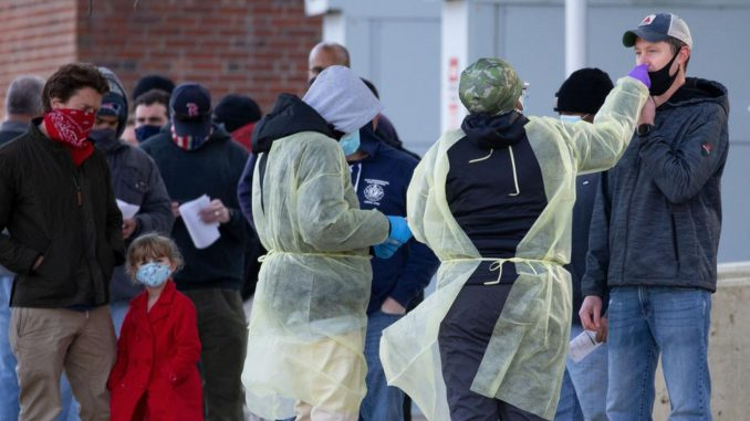 Korona virus potisnuo broj oboljevanja od gripa u Americi 5