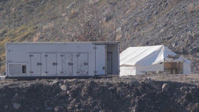 Metju Holidej: Između sedam i 20 posmrtnih ostataka ljudi pronađeno na lokaciji rudnika Kiževak kod Raške 1