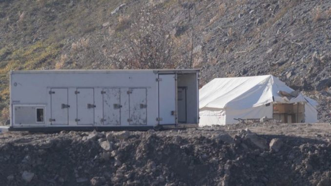 Metju Holidej: Između sedam i 20 posmrtnih ostataka ljudi pronađeno na lokaciji rudnika Kiževak kod Raške 3