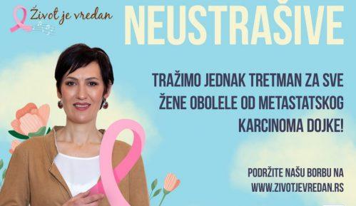 Ženama u Srbiji nedostupni lekovi za metastatski oblik raka dojke 8