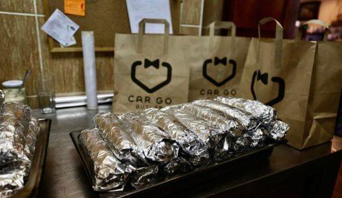 CarGo Batler obezbedio besplatne obroke i za noćne smene u COVID centrima 8