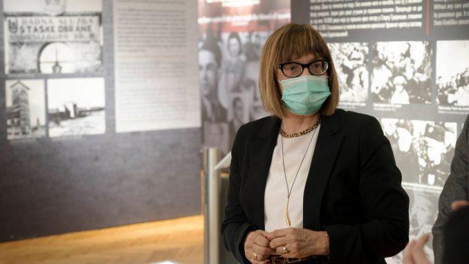 Gojković na otvaranju izložbe: Svet mora da zna za Jasenovac 5