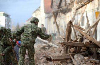 Snažan zemljotres u Hrvatskoj, ima žrtava, podrhtavanje se osetilo i u Srbiji (VIDEO) 2
