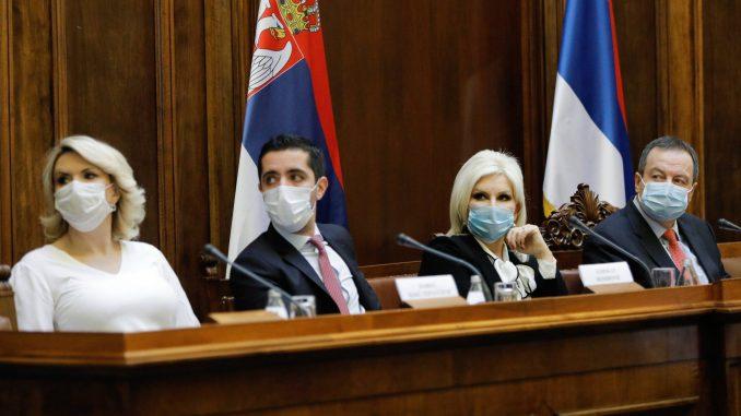 Dačić: Korona nije poremetila politički život, održani su izbori po demokratskim standardima 1