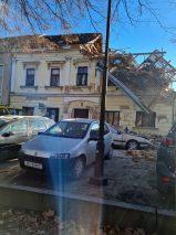 Snažan zemljotres u Hrvatskoj, ima žrtava, podrhtavanje se osetilo i u Srbiji (VIDEO) 18