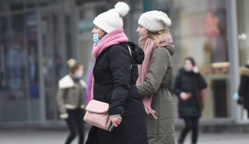 U Srbiji danas oblačno uz pad temperature 9