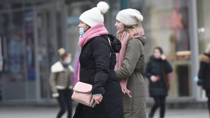 U Srbiji danas oblačno uz pad temperature 5