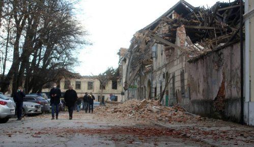 Umeren potres od 3.4 Rihtera kod Petrinje 7