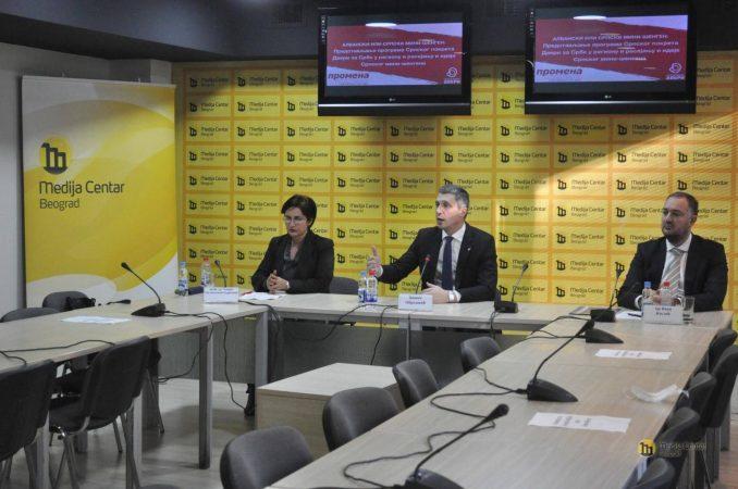Dveri: Mini-šengen je antidemokratski čin i izdaja nacionalnog interesa 4
