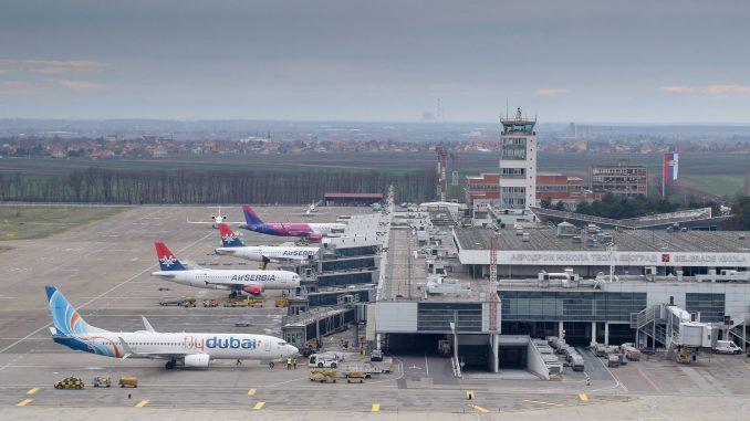 Beloruska aviokompanija otkazala letove za Beograd do kraja juna 1