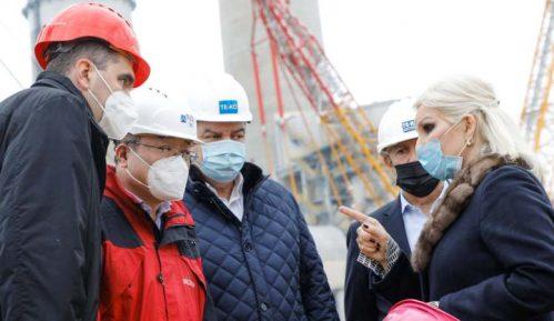"Mihajlović: Nedopustiva sporost na radovima u Termoelektrani ""Кostolac B"" 18"