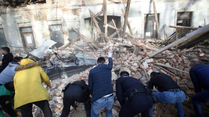 SPC: U zemljotresu u Hrvatskoj oštećeni srpski hramovi 5