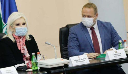 Mihajlović u Boru: Nema održivog rudarstva bez zdrave životne sredine 7