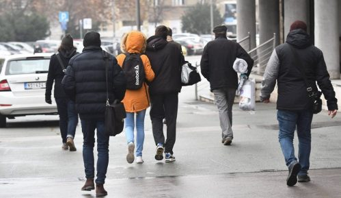 U Srbiji danas oblačno sa kišom i hladnije 7