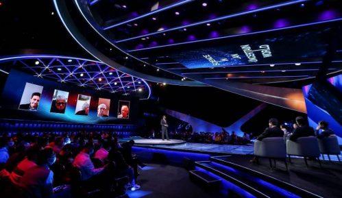 Nobelovci i akademici na forumu Nauka u neizvesnom svetu u Pekingu 14