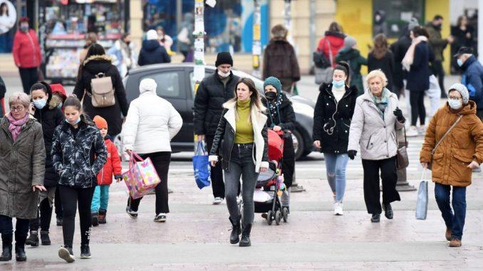 U Vojvodini 740 novih slučajeva virusa korona 3