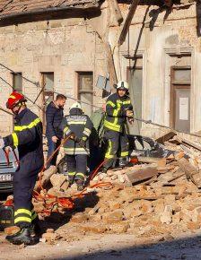 Snažan zemljotres u Hrvatskoj, ima žrtava, podrhtavanje se osetilo i u Srbiji (VIDEO) 19