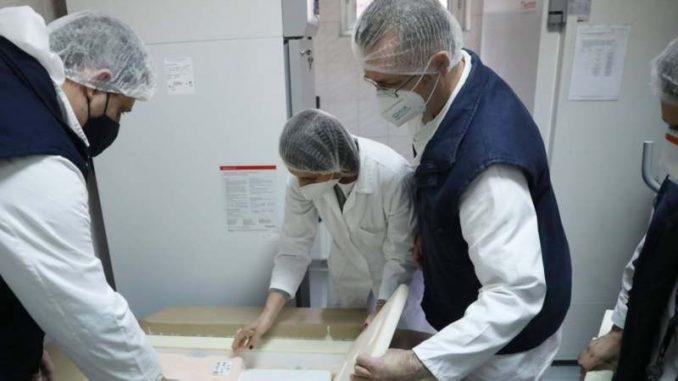 Stigao prvi kontigent ruskih vakcina protiv korona virusa 1