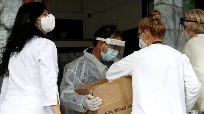 Ove nedelje vakcinacija zdravstvenih radnika i zaposlenih u gerontološkim centrima 1