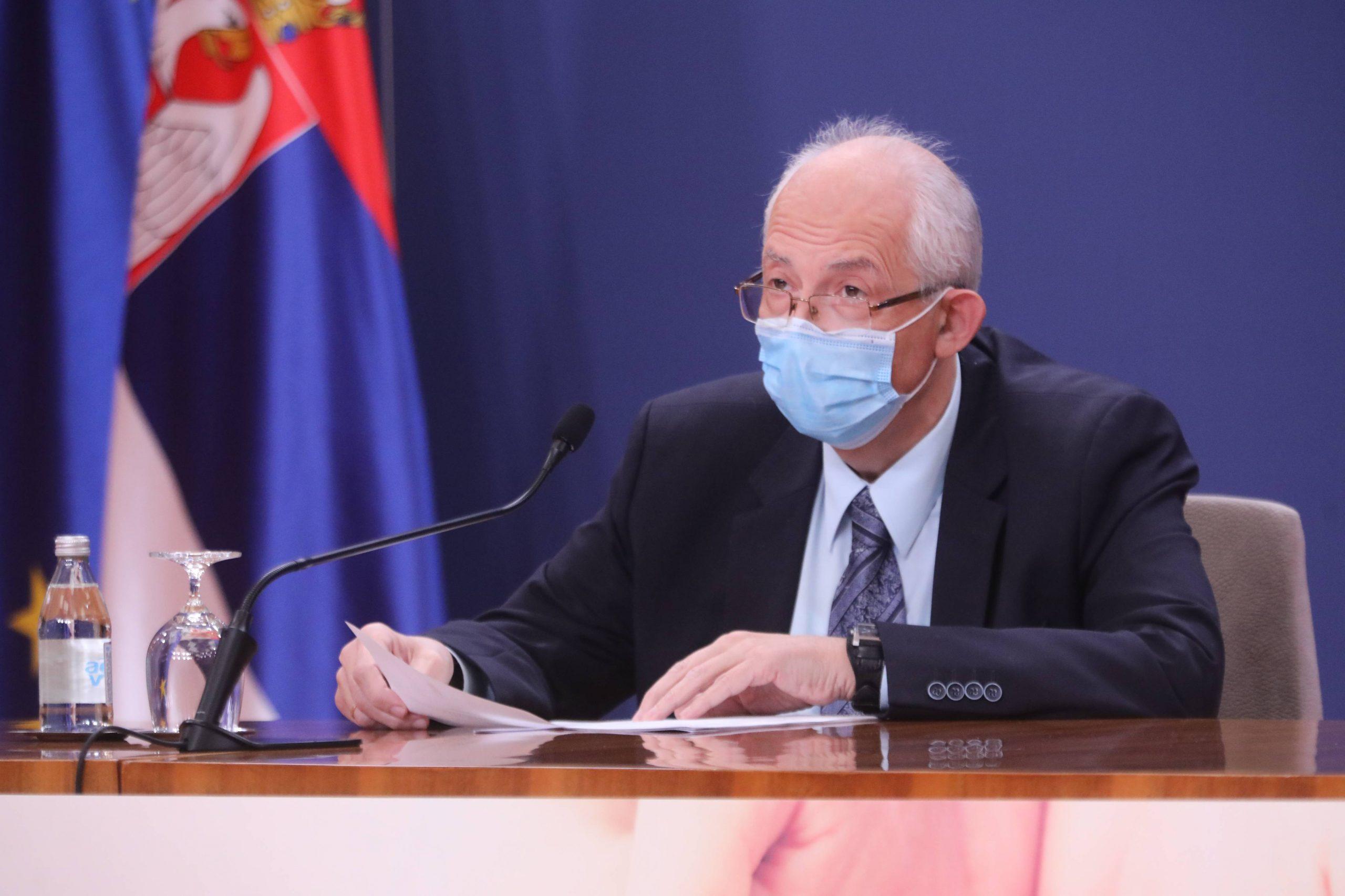 Kon: Nema primirja sa koronom, zdravstveni radnici časno položili ispit 1