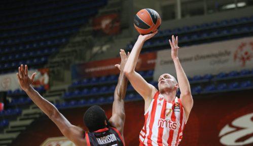 Crvena zvezda izgubila od Olimpijakosa u 13. kolu Evrolige – 79:81 1