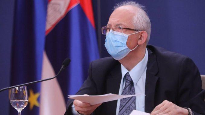Kon: Spreman sam da odgovaram na sva pitanja, po završetku epidemije 3