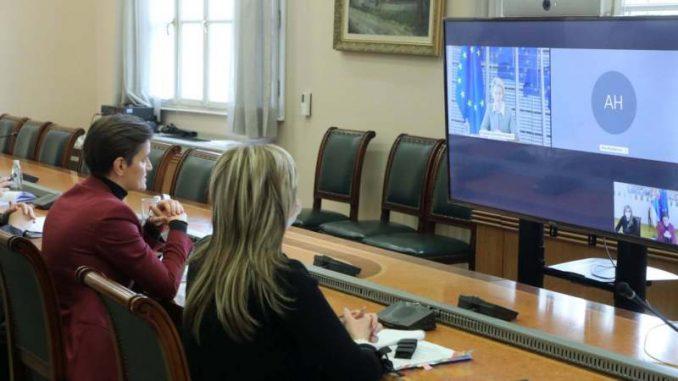 Brnabić pružila uveravanja Briselu da će vlada obezbediti slobodu medija u Srbiji 3