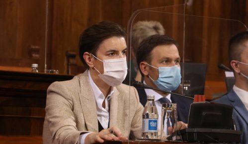 Brnabić: Vlada Srbije čini sve da što pre nabavi vakcinu, iduće godine ogromne kapitalne investicije 3