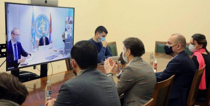 Brnabić: Vakcina će biti besplatna za sve građane Srbije 2